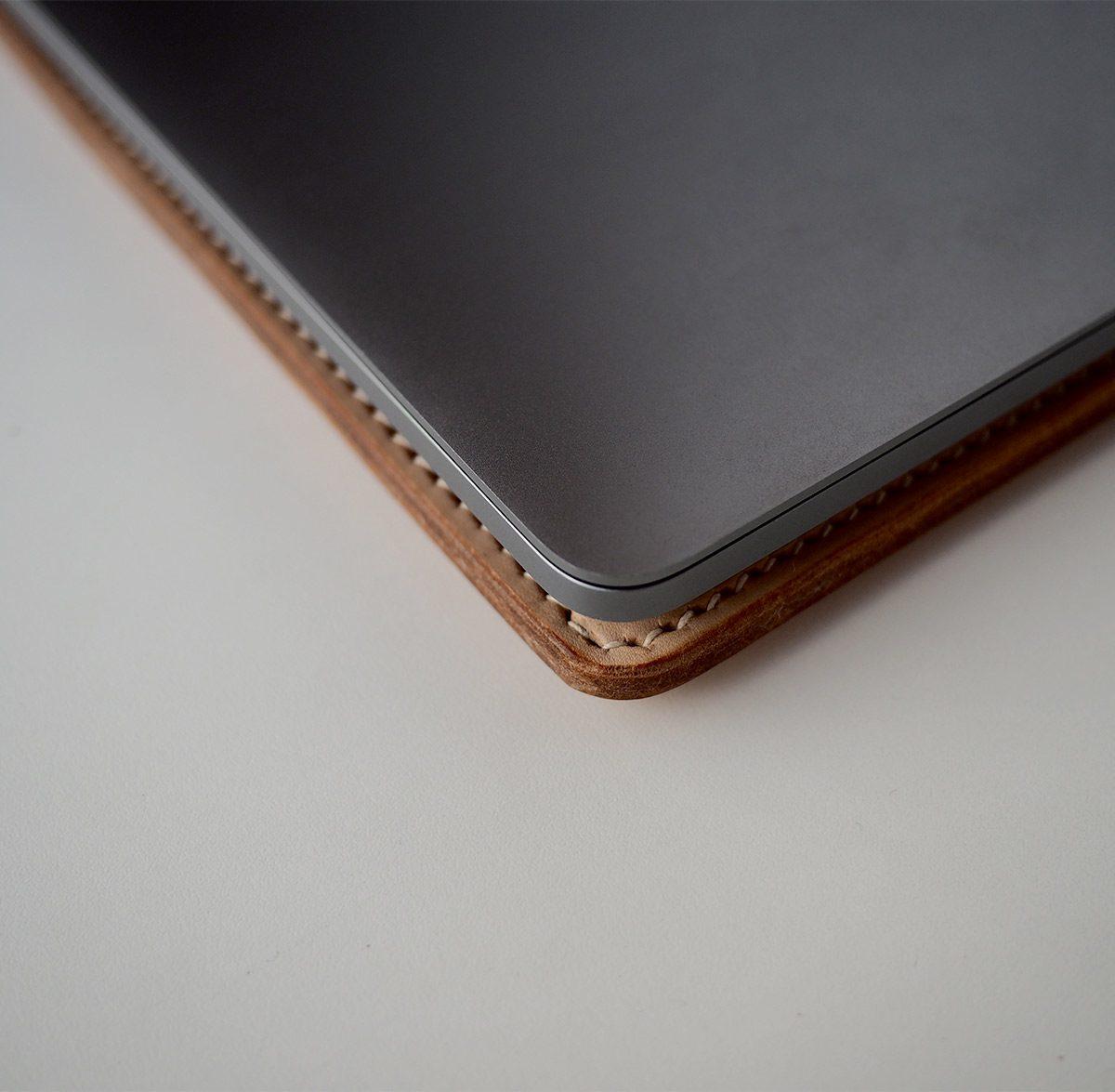 MacBook Hülle Leder